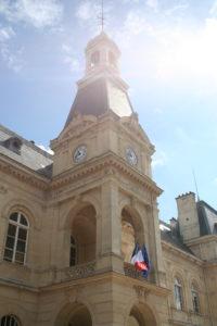 Mairie de paris 75014