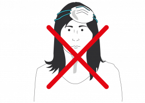 utilisation du masque barrière AFNOR